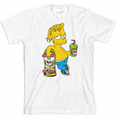 Neff Chillin Simpsons T-Shirt