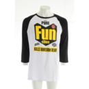 Volcom Pure Fun Raglan T-Shirt Black