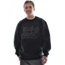 Analog Ill Nature Crew Sweatshirt True Black