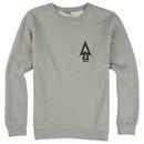 Burton Undefeated X Alpha Industries Trinity Crew Sweatshirts