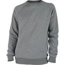 Lib Tech Crew Neck Sweatshirt Grey