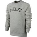 Nike SB Icon Graphic Crew 2 Sweatshirt