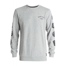 Quiksilver Skull Cave Crew Sweatshirt