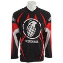 Grenade Macadam BMX Jersey Red