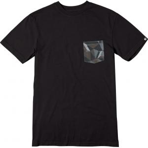 Etnies Geo Pattern Pocket T-Shirt