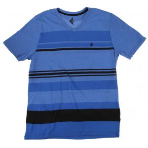 Volcom Split Stripe Vneck T-Shirt