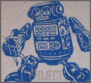 Ames Bros Robot Kong