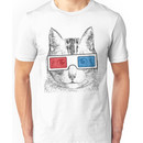Cat Geek Shirt Unisex T-Shirt