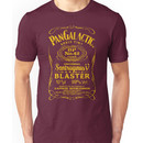 Pan Galactic Gargle Blaster - No. 42 [LEMON/BRICK-RED] Unisex T-Shirt