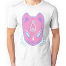 K I T S U N E (Kawaii Club Ver.) Unisex T-Shirt