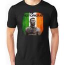 """The Notorious"" Conor McGregor UFC Unisex T-Shirt"