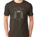 Bear Hug (Dark) T-Shirt  Unisex T-Shirt