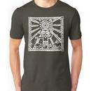 Wind Waker Block Print white Unisex T-Shirt