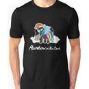 My Little Pony - MLP - Rainbow Dash - Shadowbolt - Rainbow in the Dark Unisex T-Shirt