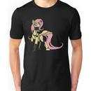 My Little Pony - MLP - FNAF -  Fluttershy Animatronic Unisex T-Shirt