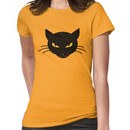 Evil Kitty Women's T-Shirt