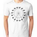 Ferrous Wheel Unisex T-Shirt