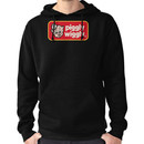 Piggly Wiggly T-shirt retro 70's 80's vintage country 100% cotton graphic tee Hoodie (Pullover)