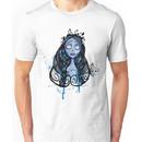 Watercolor Corpse Bride Unisex T-Shirt
