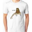 Bear Vs Giraffe - Knockout Unisex T-Shirt