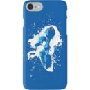 Mega Man Splattery T-Shirt iPhone 7 Cases