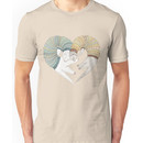 Ferret sleep Unisex T-Shirt