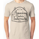 The Amazing Electric Internets Unisex T-Shirt