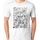 One Direction tattoos Unisex T-Shirt