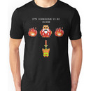 It's Dangerous To Go Alone - Legend of Zelda Unisex T-Shirt