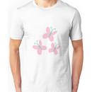 FlutterShy Cutie Mark - My Little Pony Friendship is Magic Unisex T-Shirt