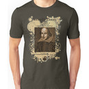 Shakespeare First Folio Front Piece Unisex T-Shirt