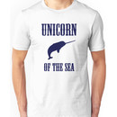 Narwhals: Unicorn of the Sea Unisex T-Shirt