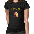 Pony boy Curtis Greaser Women's T-Shirt