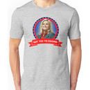 'Say Yes To Knope!', Leslie Knope - Parks & Recreation Unisex T-Shirt