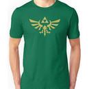 The Legend of Zelda Royal Crest (gold) Unisex T-Shirt