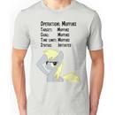 Derpy's Operation: Muffins Unisex T-Shirt