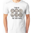 """This Is My Six Pack"" Unisex T-Shirt"