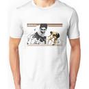 vintage poster EDDY MERCKX: the cannibal Unisex T-Shirt