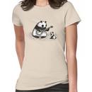 Banjo Panda Women's T-Shirt