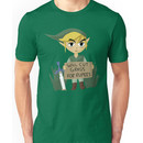 Looking For Work - Legend of Zelda Unisex T-Shirt