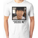 Jimin Excuse Me With Words Unisex T-Shirt