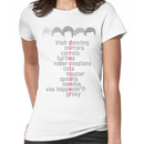 One Direction Acrostic Women's T-Shirt