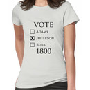 Vote Jefferson! Women's T-Shirt