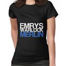 Emrys, Warlock, Merlin Women's T-Shirt