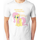 fluttershy's ok with that  Unisex T-Shirt