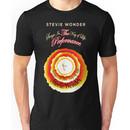 Songs In The key Of Life stevie wonder Tour RBB02 Unisex T-Shirt