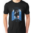 It's Bigger on the Outside Unisex T-Shirt