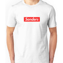 Bernie Sanders box logo Unisex T-Shirt