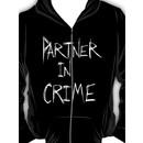 Partner in Crime DARK Hoodie (Zipper)