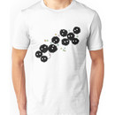 Star candy and soot sprites Unisex T-Shirt